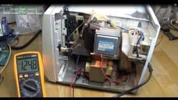 Microondas Assistência Técnica - Todas as Marcas