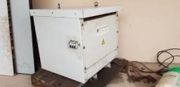 Transformador tipo seco contínuo 25 kva