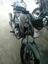 Moto Honda fan