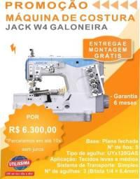 Máquina de costura galoneira Jack W4