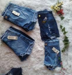 Short Jeans diretamente de Goiânia