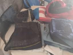 13 peças de roupas masculina infantil