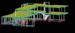 Projetos complementares (estrutural, eletrico e hidrossanitario)