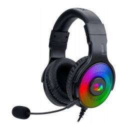 Headset Gamer Pandora2 Redragon RGB