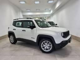 Jeep Renegade 1.8 Flex Sport Automático 2019 com 13.000km