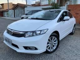 Civic LXR 2.0 automático - 2014 / oportunidade !!