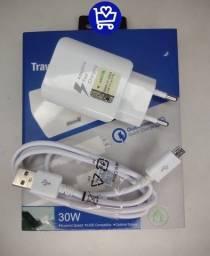 Carregador Samsung Turbo (entrega grátis)