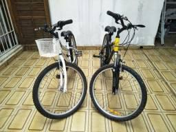 Bicicletas Caloi aro 24 (2 unidades)