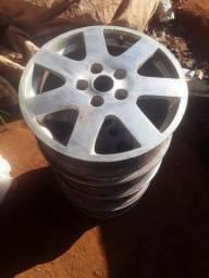 Roda aro 15 de alumínio