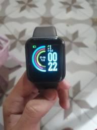 Vendo relógio digital