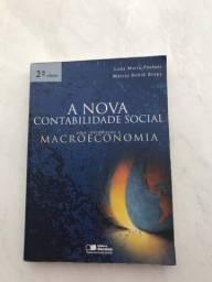 Livro A nova contabilidade social