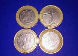 Muedas estrangeiras