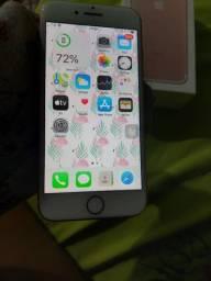 Vendo iPhone 7 novo só a biometria que não funciona troco no a71