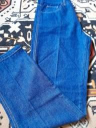 Calca jeans, masculina,tamanho 40,nova.