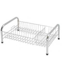 Escorredor de louça cama com suporte para 10 copos