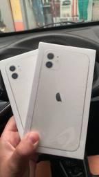 IPhone 11 Branco 128gb e 64gb lacrado Anatel