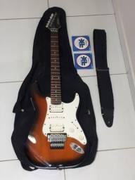 Guitarra Condor CG 250 com Floyd Rose
