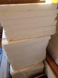 Construção civil - Placas de isopor