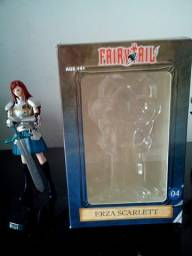 Action Figure Erza Fairy Tail Novo na caixa