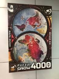 Quebra-cabeça 4.000 peças