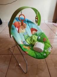 Bebê caderinha  de balanso