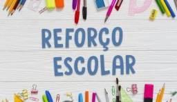 Título do anúncio: Acompanhamento e reforço escolar