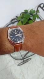 Relógio vintage <br>Seiko 5 automático<br>Calibre 7019 -7120