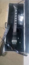 Guitarra Jackson dinky reverse