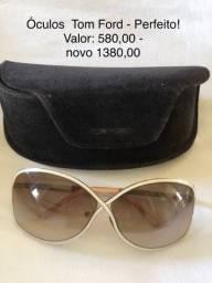 Óculos Tom Ford - PERFEITO