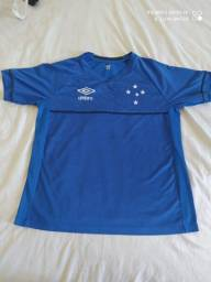 Camisa Cruzeiro Umbro Masculina I 18/19