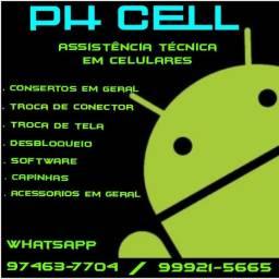 Conserto de celulares Rj