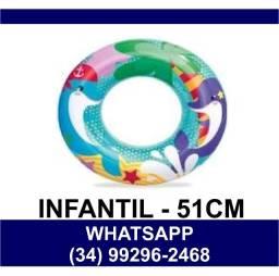 Boia Infantil Criança 51cm para Piscina * Fazemos Entregas
