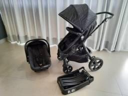 Carrinho + Bebê conforto + Moisés