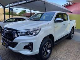Hilux SRX 2.8 Turbo Diesel automática 4x4 2020