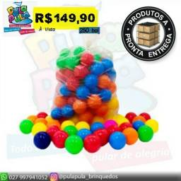 Bolinha colorida - ideal para piscina em vários modelos - o melhor preço do ES!
