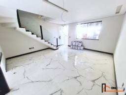 Casa Geminada Duplex Nova - BH - B. Rio Branco - 3 qts (1 Suíte) - 2 Vagas