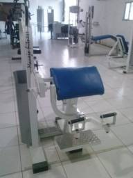 Máquina Bíceps Scott