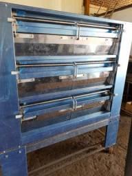 Fabricação de fornos de lastros... Referência em todo o Brasil !