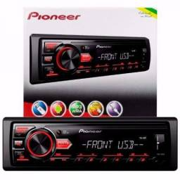Radio Pioneer Usb auxiliar radio am-fm por apenas 199,00 retirar na loja com garantia