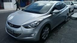 Hyundai Elantra GLS 1.8 Automático- com Teto solar - 2012
