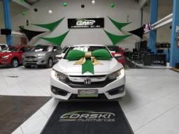 Honda Civic EX 2.0 Automático CVT 2017 - 2017