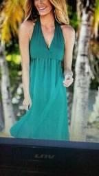Vendo esse vestido veste GG 44 longo novo