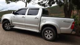 Hilux Cd Std 2.5 4X4 Diesel - 2007
