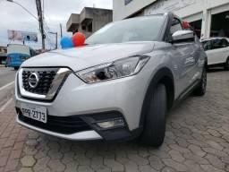 Nissan Kicks 1.6 Automático 2017 - Único Dono - Super Novo - Oportunidade - 2017