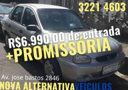 Classic spirit #entrada+promissoria na nova alternativa VEÍCULOS - 2005
