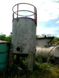 Tanque de ferro