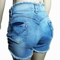 Shorts Jeans com Lycra TOP