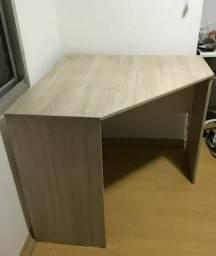 Mesa de canto tok&stok seminova