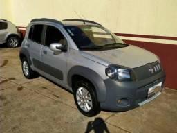 Fiat Uno Way 1.4 4p Flex 2012 (Parcelamento no boleto) - 2012