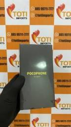 Smartphone Xiaomi Pocophone F1 - 64Gb - Lacrado - Steel Blue